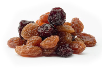 Raisins – The Forbidden Fruit