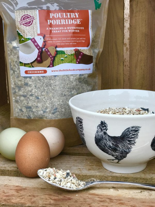 Porridge for Chickens
