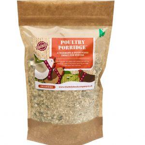 porridge for chickens
