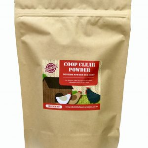 coop clear powder, diatomaceous earth, red mite powder